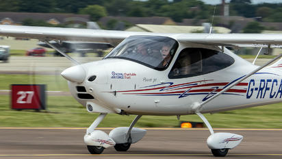 G-RFCA - Waddington Flying Club Tecnam P2008