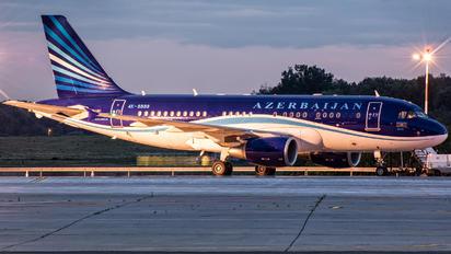 4K-8888 - Azerbaijan - Government Airbus A319 CJ