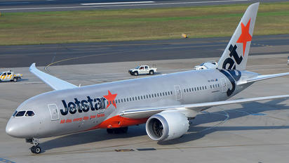 VH-VKA - Jetstar Airways Boeing 787-8 Dreamliner