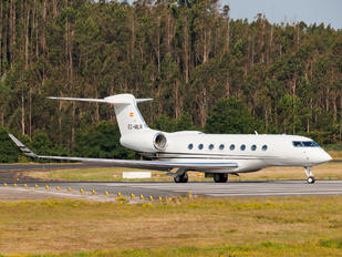 EC-MLR - TAG Aviation Gulfstream Aerospace G650, G650ER