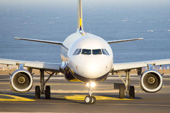 G-ZBAO - Monarch Airlines Airbus A321
