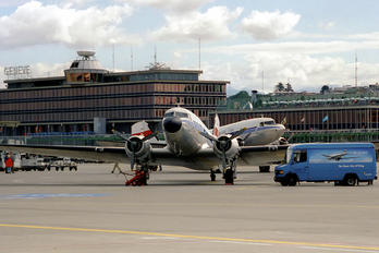 HB-ISC -  Douglas DC-3