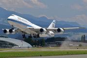 9K-GAA - Kuwait - Government Boeing 747-8 aircraft
