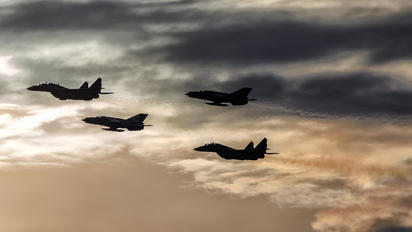 - - Poland - Air Force Mikoyan-Gurevich MiG-29UB