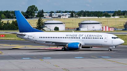 OD-HAJ - Wings of Lebanon Boeing 737-300