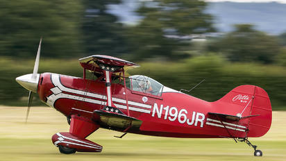 N196JR - Private Pitts S-1 Special