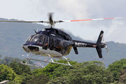 N407JS - - Airport Overview Bell 407GXP aircraft