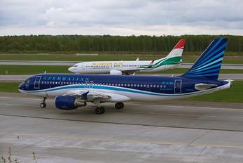 4K-AZ80 - Azerbaijan Airlines Airbus A320