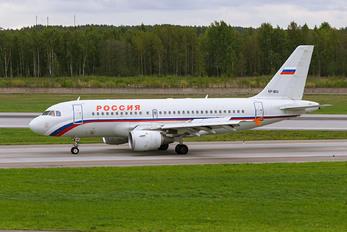 VP-BIU - Rossiya Airbus A319