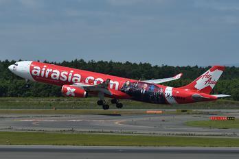 9M-XXU - AirAsia X Airbus A330-300