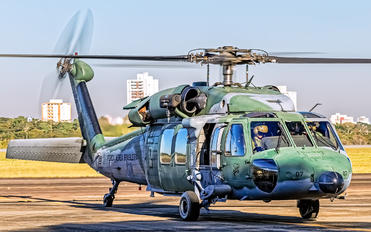 8907 - Brazil - Air Force Sikorsky UH-60L Black Hawk