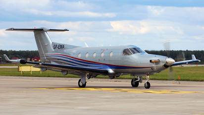 SP-EMA - Private Pilatus PC-12