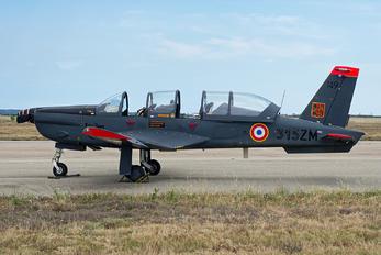 315-ZM - France - Air Force Socata TB30 Epsilon
