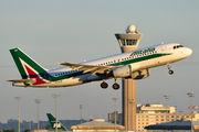 EI-DSG - Alitalia Airbus A320 aircraft