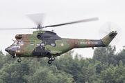 1036 - France - Army Aerospatiale AS332 Super Puma aircraft