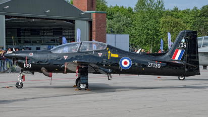 ZF139 - Royal Air Force Short 312 Tucano T.1