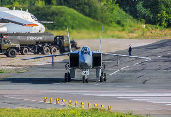 22 BLUE - Russia - Air Force Mikoyan-Gurevich MiG-31 (all models)