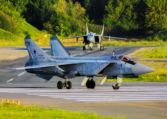 RF-95443 - Russia - Air Force Mikoyan-Gurevich MiG-31 (all models)