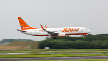 HL8050 - Jeju Air Boeing 737-800 aircraft