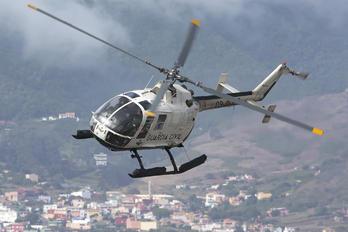 HU.15-29 - Spain - Guardia Civil MBB Bo-105