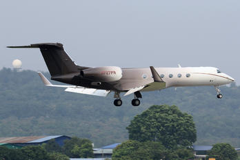 N727PR - Unknown Gulfstream Aerospace G-V, G-V-SP, G500, G550