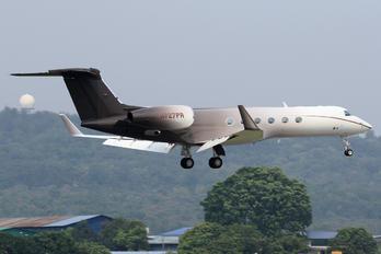 N727PR - Unknown Gulfstream Aerospace G-V, G-V-SP, G500, G550