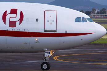 XA-TWQ - Aero Union Airbus A300F