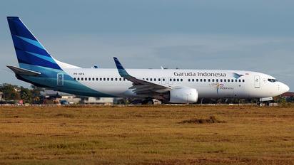 PK-GFA - Garuda Indonesia Boeing 737-800