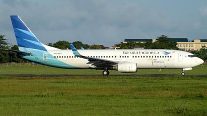 PK-GFC - Garuda Indonesia Boeing 737-800