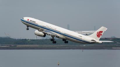 B-5906 - Air China Airbus A330-300