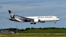 ZK-NZF - Air New Zealand Boeing 787-9 Dreamliner aircraft