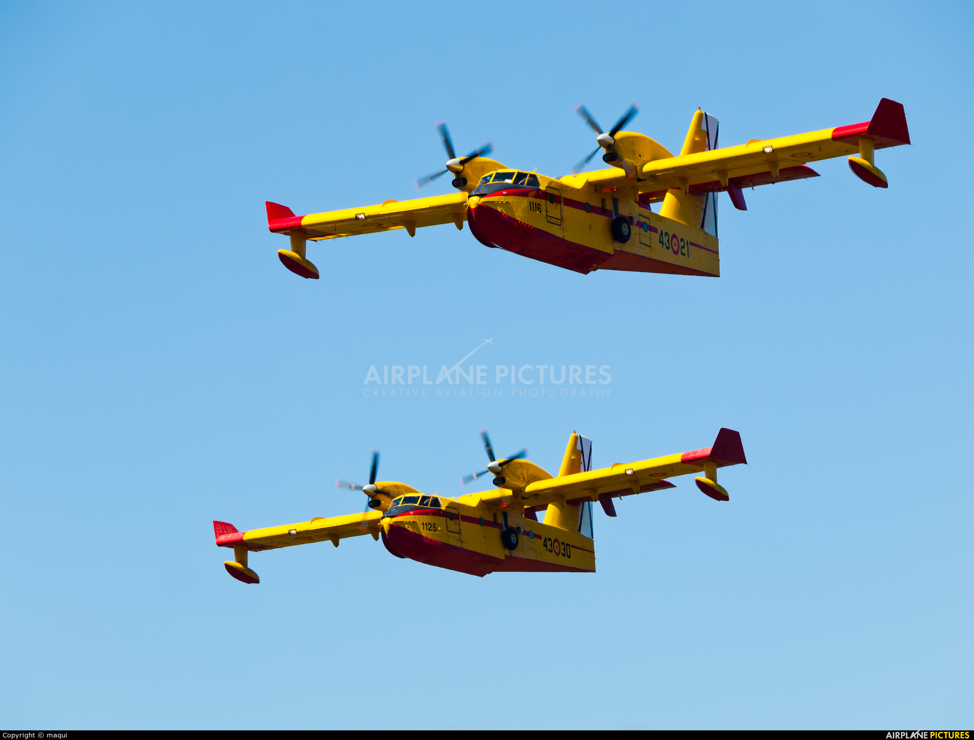 Spain - Air Force UD.13-21 aircraft at Lugo - Rozas