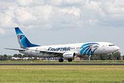 SU-GCM - Egyptair Boeing 737-800 aircraft