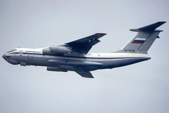 RA-76750 - Aeroflot Ilyushin Il-76 (all models)