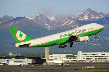 B-16481 - EVA Air Cargo Boeing 747-400F, ERF