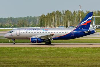 RA-89044 - Aeroflot Sukhoi Superjet 100