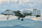 79-0095 - USA - Air Force Fairchild A-10 Thunderbolt II (all models) aircraft