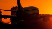 LV-BAR - Aerolineas Argentinas Boeing 737-500 aircraft