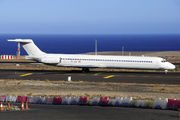 EC-JUG - Swiftair McDonnell Douglas MD-83 aircraft