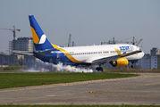 UR-UTP - Azur Air Ukraine Boeing 737-800 aircraft
