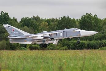 RF-34008 - Russia - Navy Sukhoi Su-24M