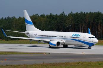 SP-ENW - Enter Air Boeing 737-800