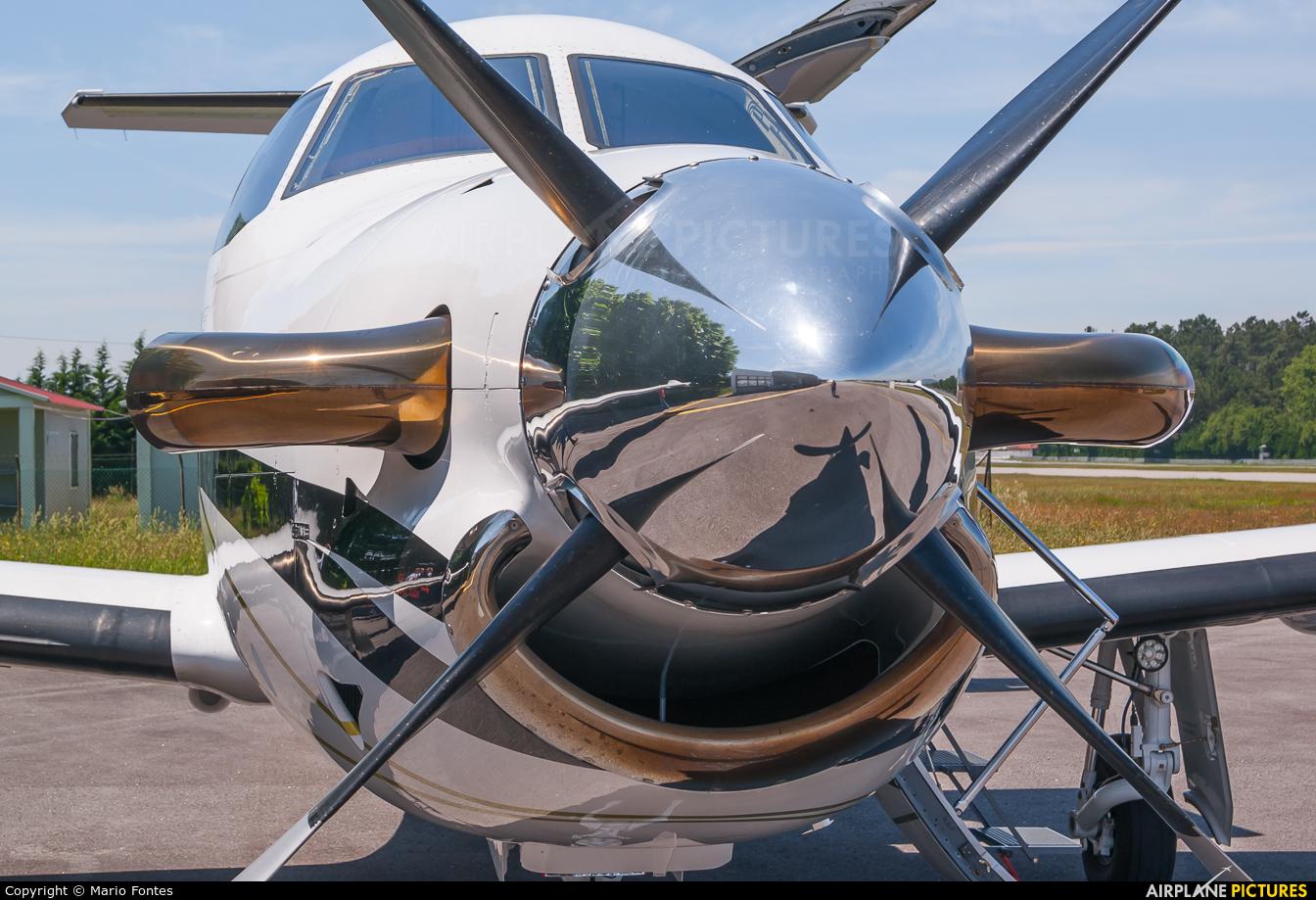 Private T7-PBL aircraft at Braga