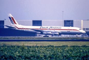 5N-ATZ -  McDonnell Douglas DC-8F