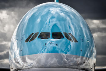 F-WWAZ - Korean Air Airbus A380