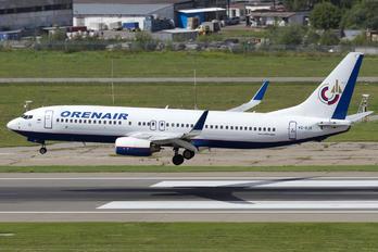 VQ-BJX - Rossiya Boeing 737-800