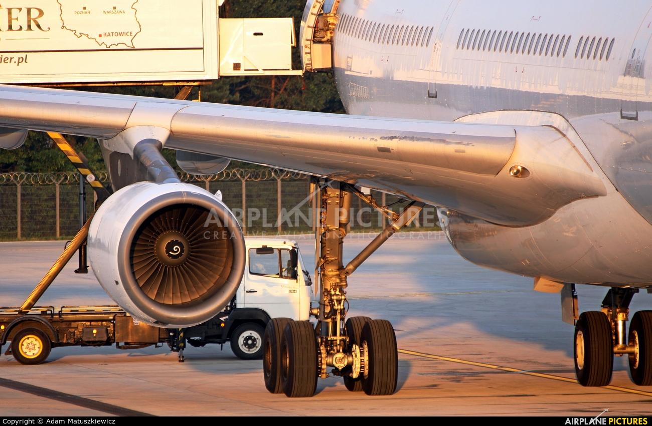 Hi Fly Malta 9H-TQM aircraft at Katowice - Pyrzowice