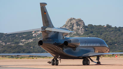 D-APLC - ACM Air Charter Dassault Falcon 7X