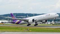 HS-TKX - Thai Airways Boeing 777-300ER aircraft