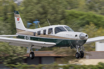 HB-PQN - Private Piper PA-32 Saratoga